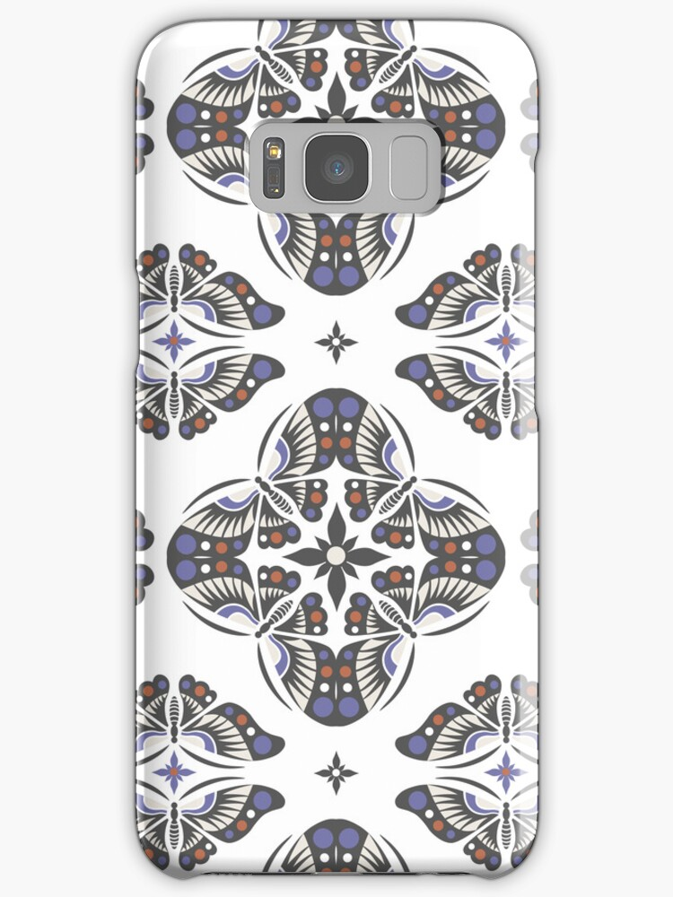 Butterfly Ornamental 3G  4G  4s case by Andi Bird