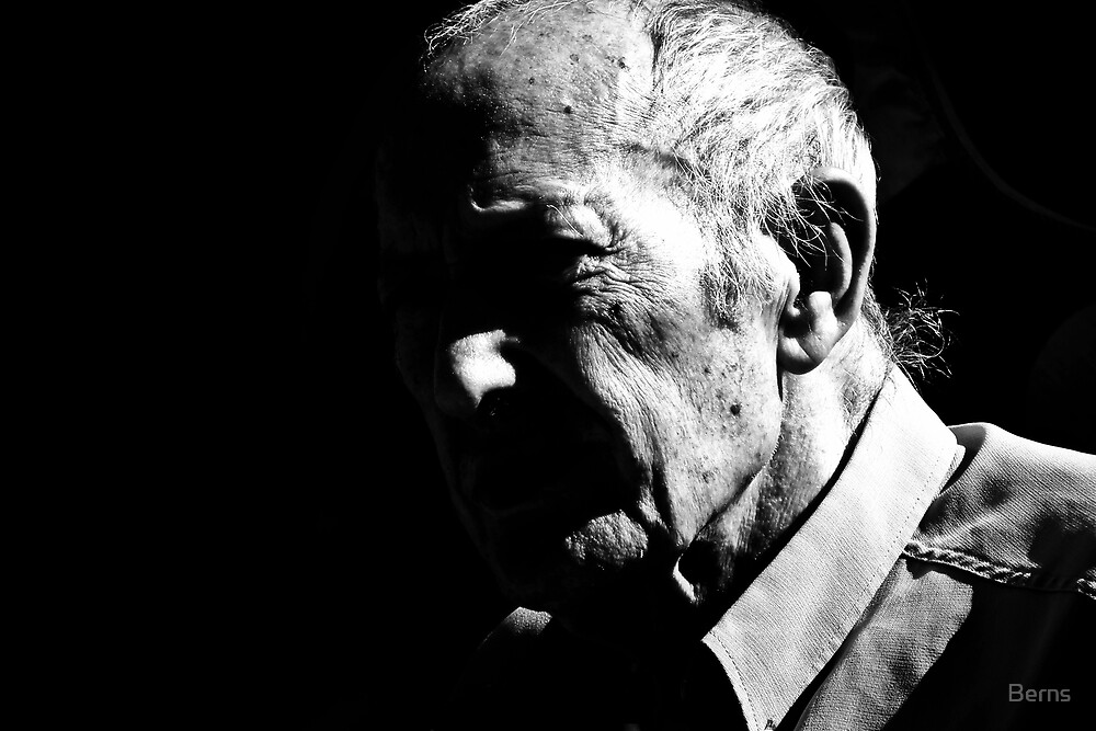 An age of shadows.. by Berns