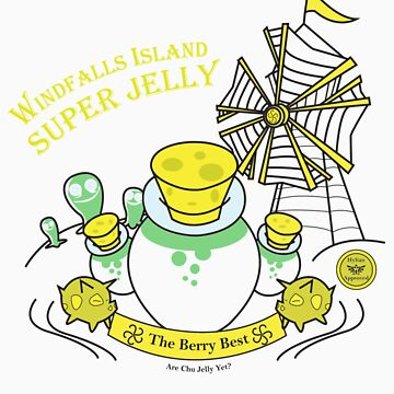 Chu Jelly? by carlosegil