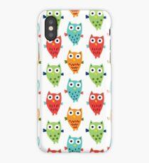 Owl Fun 3G  4G  4s case iPhone Case/Skin