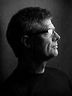 Self Portrait Profile von Peter O'Hara