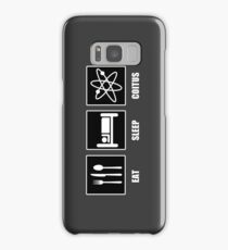 Eat Sleep Coitus Samsung Galaxy Case/Skin