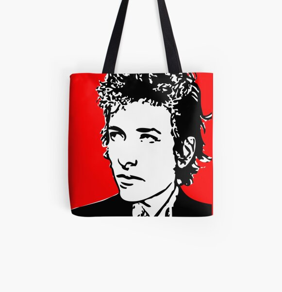 The Bard All Over Print Tote Bag
