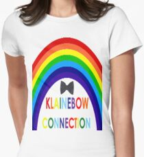 Glee Klainebow Connection Women's Fitted T-Shirt