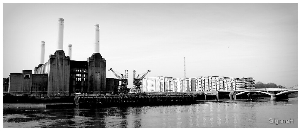 Battersea by Glynne Hather