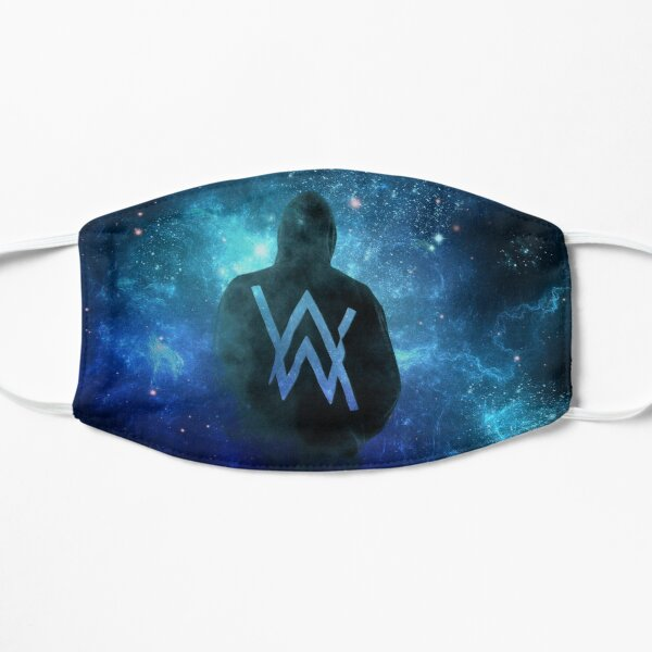 Alan walker  Flat Mask