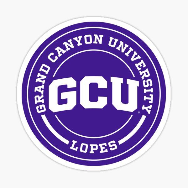 CGU - Grand Canyon University Circle Sticker
