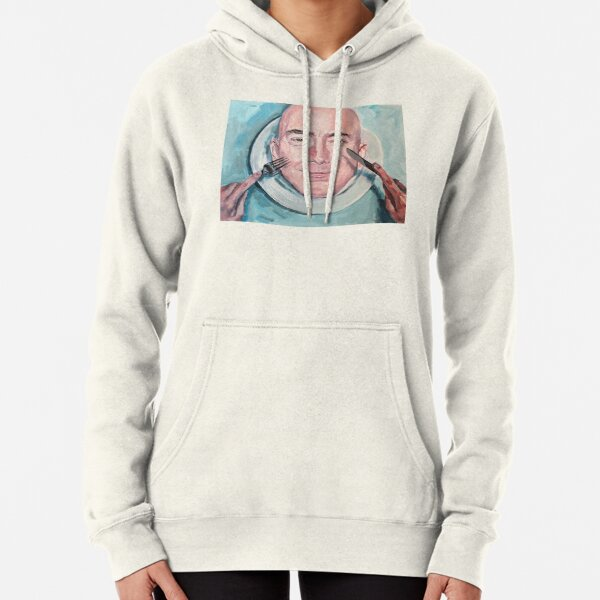 Eat the Rich Pullover Hoodie