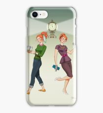 New York Cinderella iPhone Case/Skin