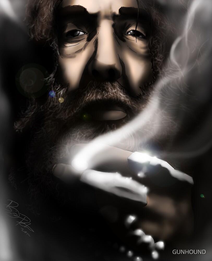 Alan Moore - Comic Messiah by GUNHOUND