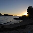 Swan River Sunset - Perth by cactus82