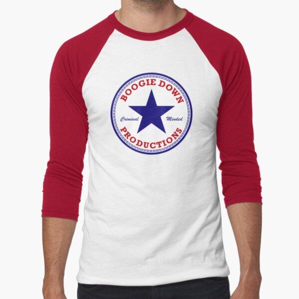 BDP All Star logo Baseball ¾ Sleeve T-Shirt