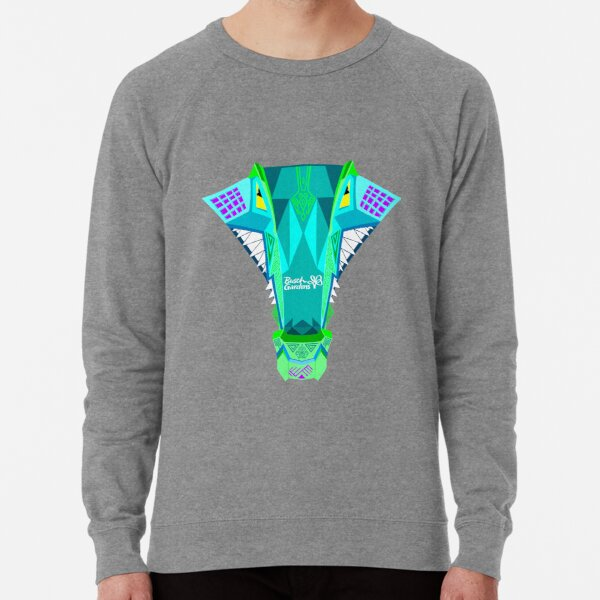 Iron Gwazi Head (Top View) Lightweight Sweatshirt