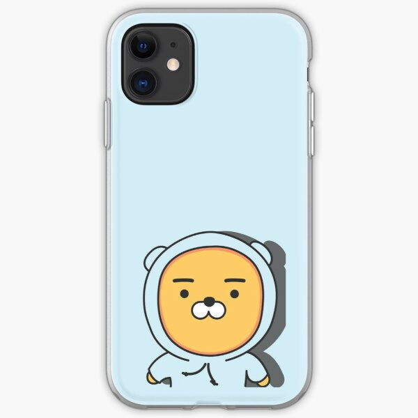 Hello! Ryan Kakao Friends (헬로! 라이언 카카오프렌즈) iPhone Soft Case