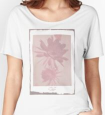 Negative Bloom Women's Relaxed Fit T-Shirt
