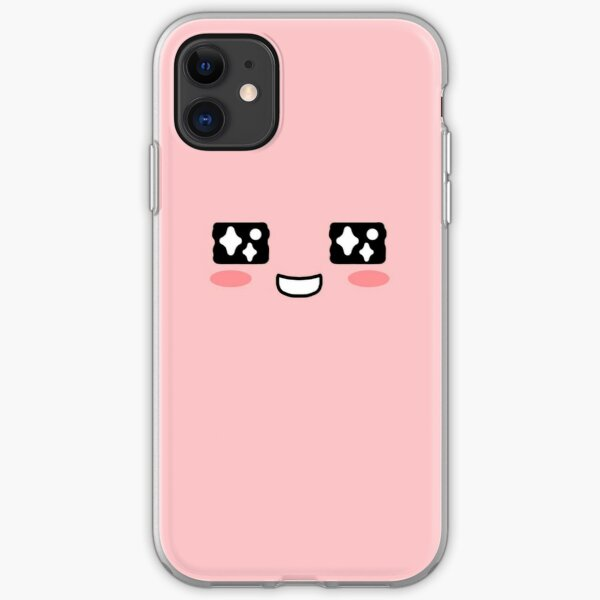 KakaoTalk Friends Apeach Face (카카오톡) iPhone Soft Case