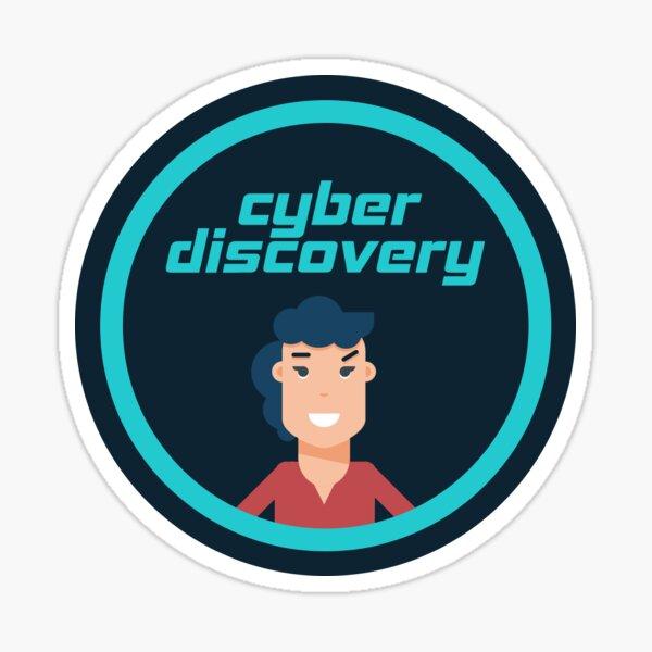 CyberDiscovery - Elite 2018 - Agent Q Sticker