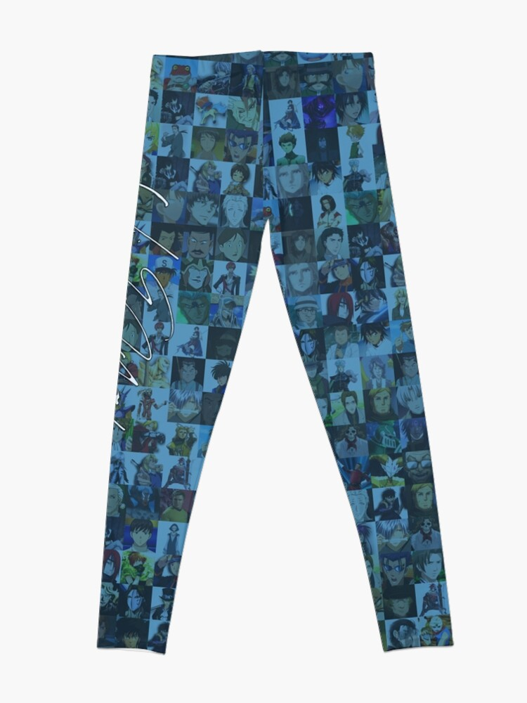 Alternate view of One Man, Many Voices Leggings
