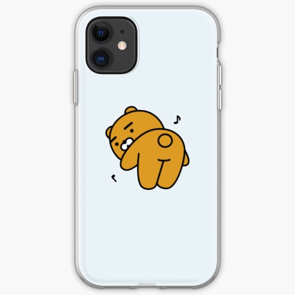 KakaoTalk Friends Hello! Ryan (카카오톡 라이언)  51 iPhone Soft Case