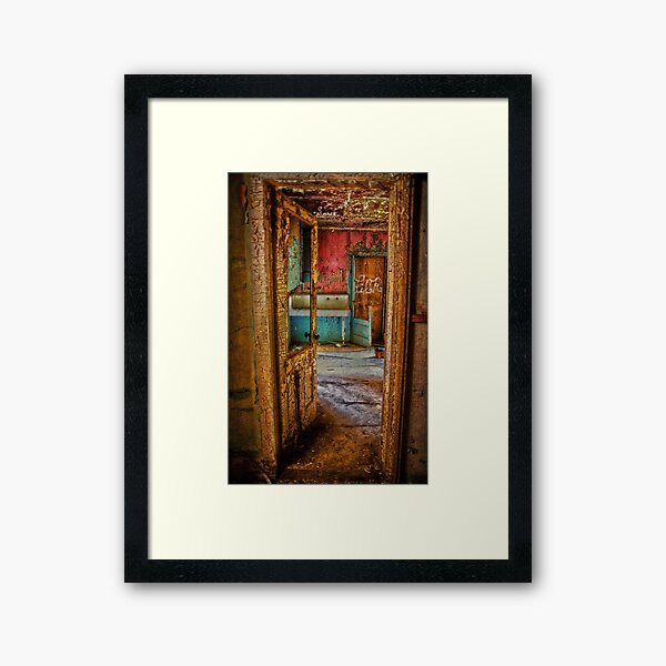 All This and the Kitchen Sink Too Framed Art Print