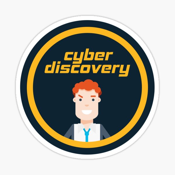 CyberDiscovery - Elite 2018 - Agent J Sticker