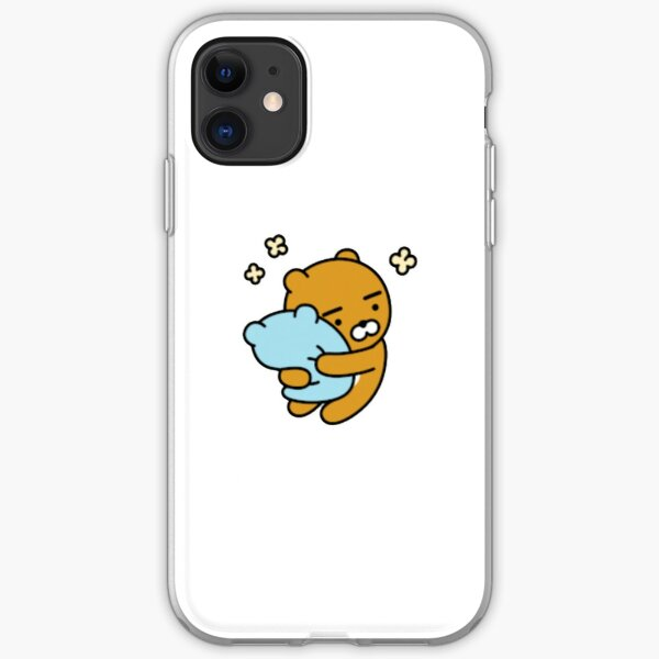 KakaoTalk Friends Hello! Ryan (카카오톡 라이언) 07 iPhone Soft Case