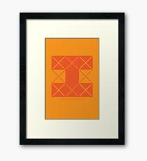 Design 207 Framed Print