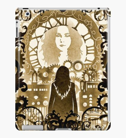 The Future Will Be A Wondrous Place iPad Case/Skin