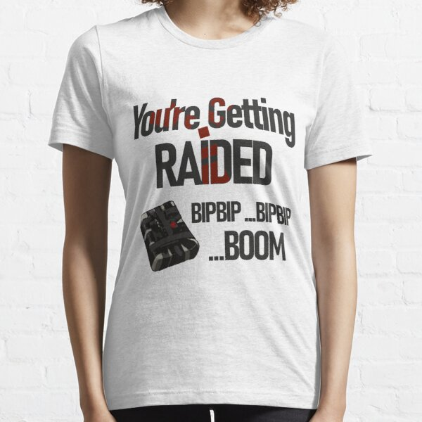 Rust Getting Raided Timed Explosive Essential T-Shirt