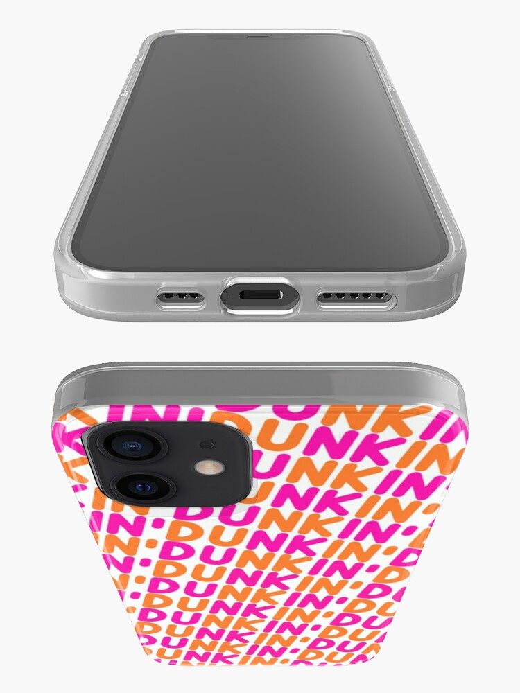 Alternate view of Dunkin Donuts Inspired Font iPhone Case & Cover