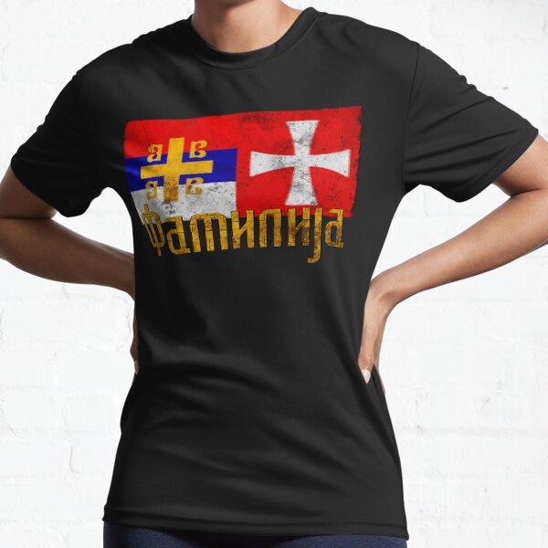 Familija - Srbija i Crna Gora Active T-Shirt