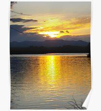 tuross sunset Poster