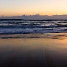 Dawn Surfer by D Byrne