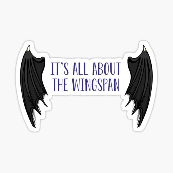 Wingspan Sticker