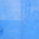 Three Shades of Blue by Celia Strainge