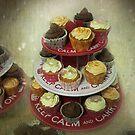 Keep Calm and Keep Eating! by Carol Bleasdale