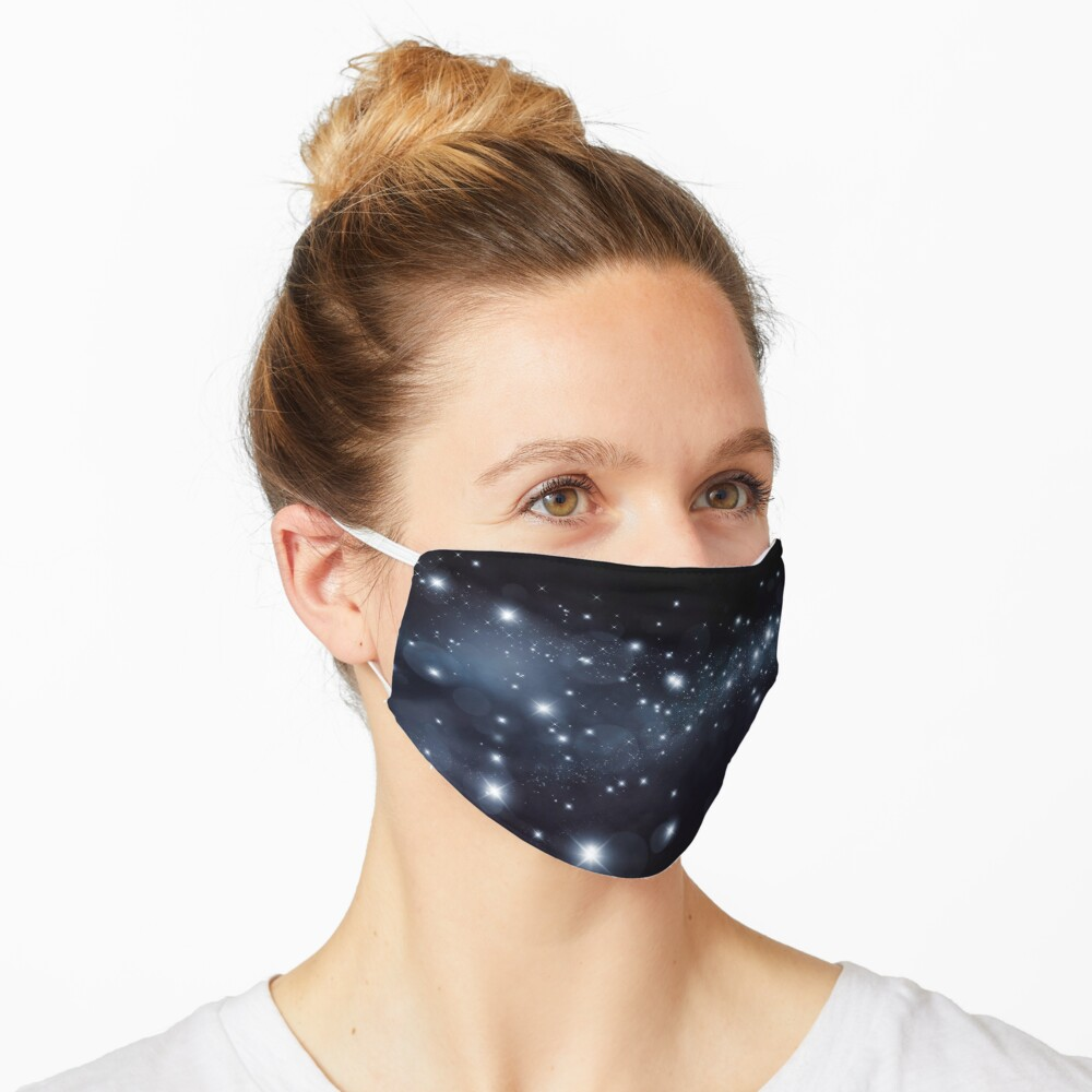 Space Dust in the Galaxy Mask