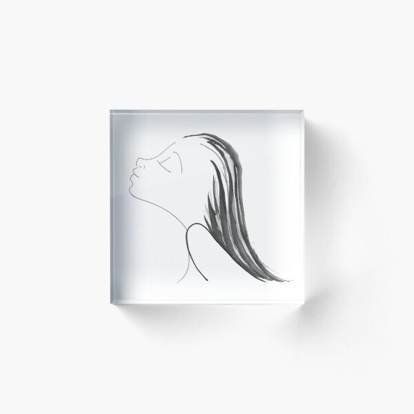 Morenita Collection Acrylic Block