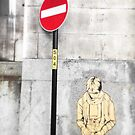 No Entry by eyeshoot