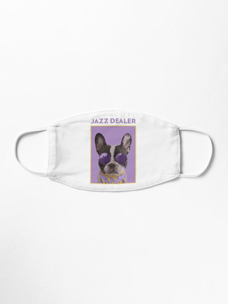 Alternate view of Jazz Dealer Mask