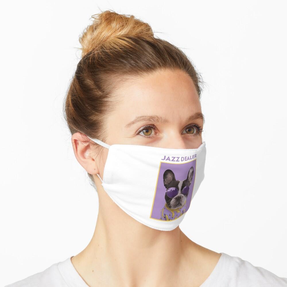 Jazz Dealer Mask