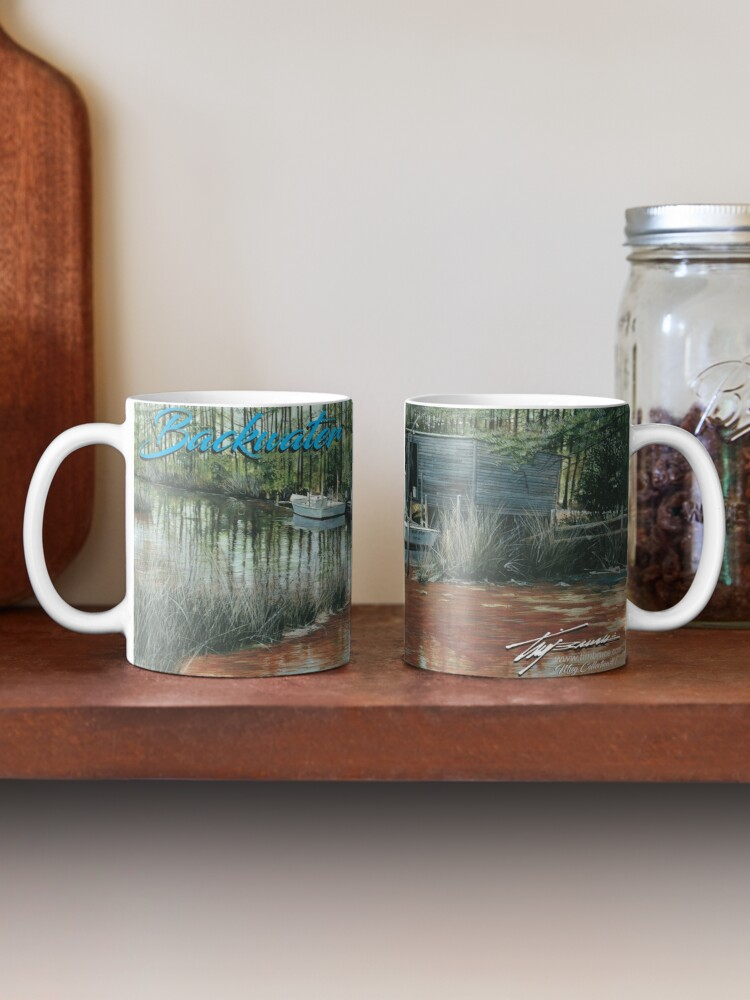 Alternate view of Backwater Coffee Mug Mug