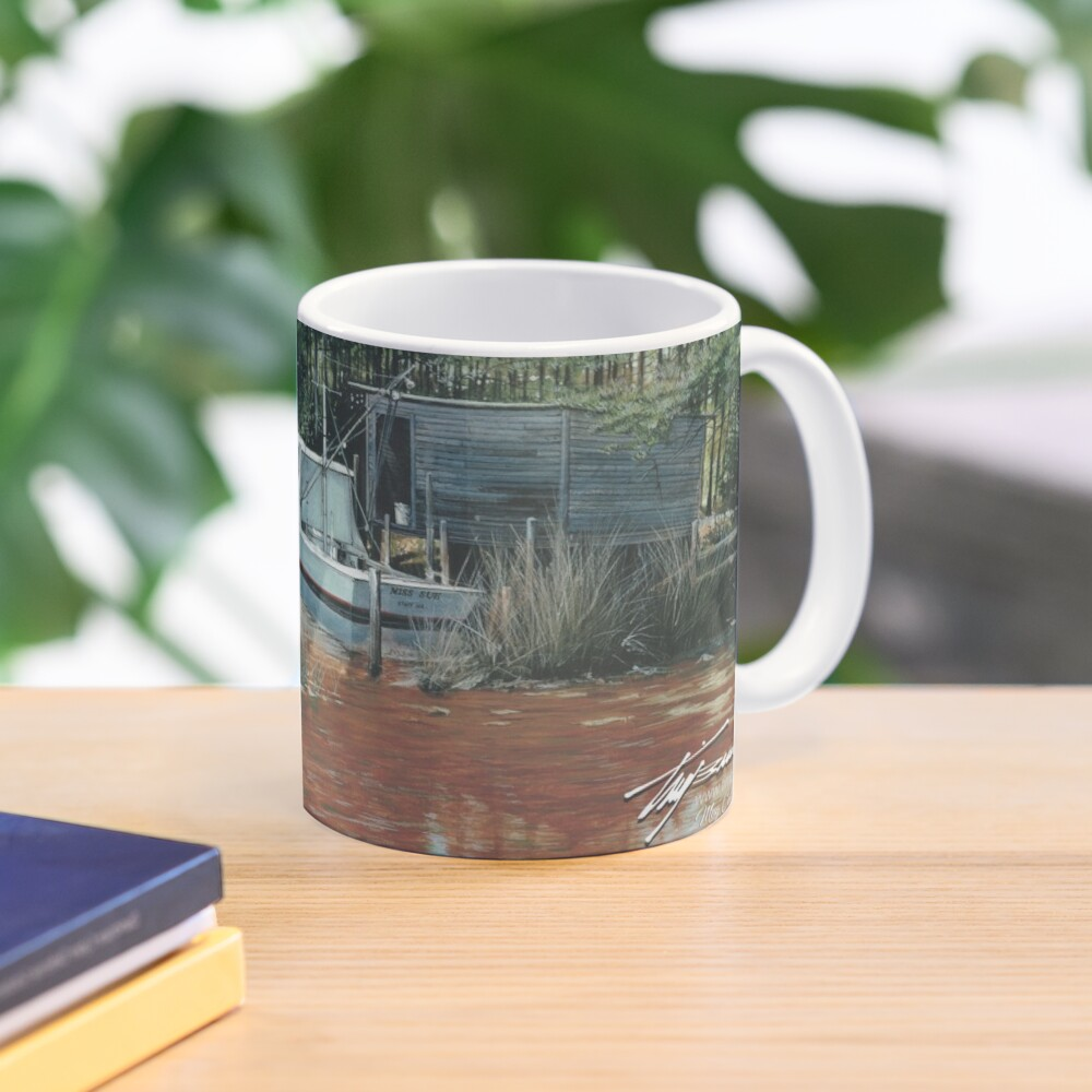 Backwater Coffee Mug Mug