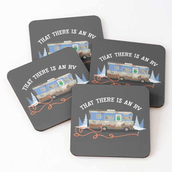 That there's an RV Coasters (Set of 4)