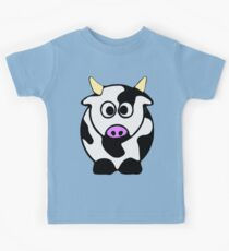 ღ°㋡Cute Brindled Cow Clothing & Stickers㋡ღ° Kids Clothes