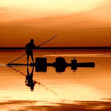 Boatman by kausthub