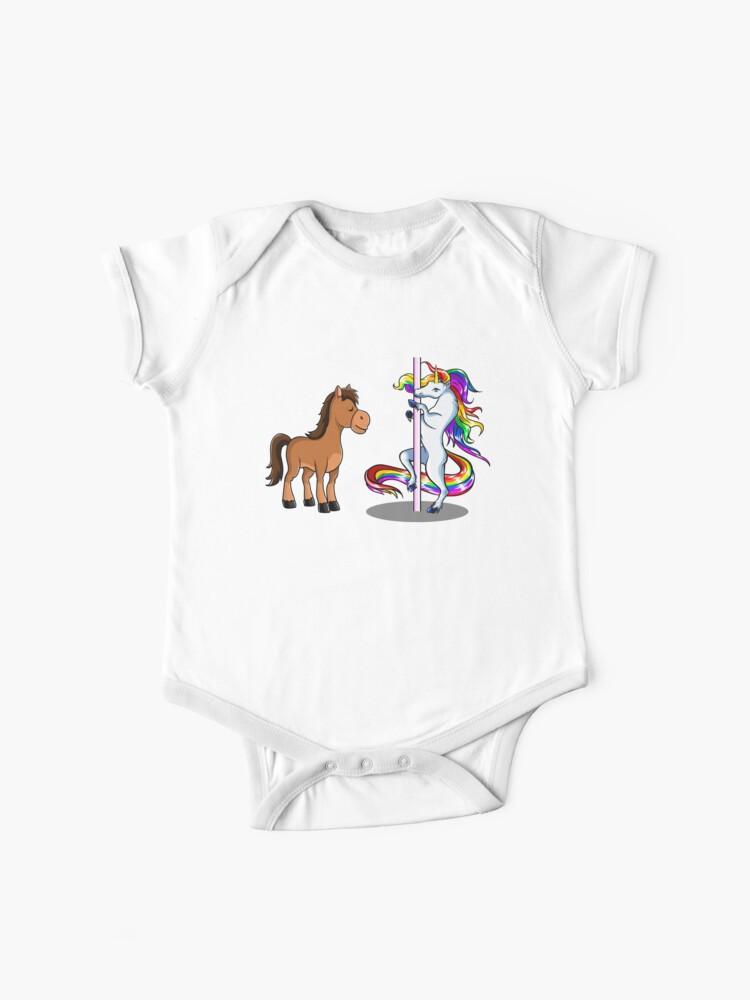 Unicornkingz Unicorn Tshirt For Babys
