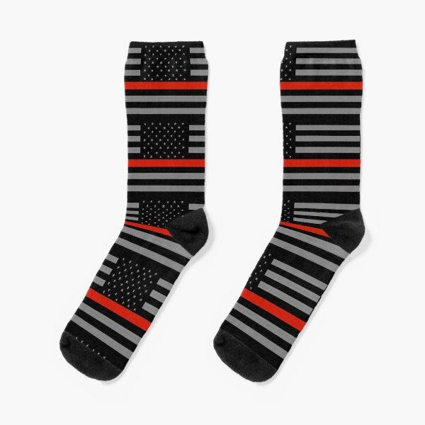 First Responders - Fire Department Socks