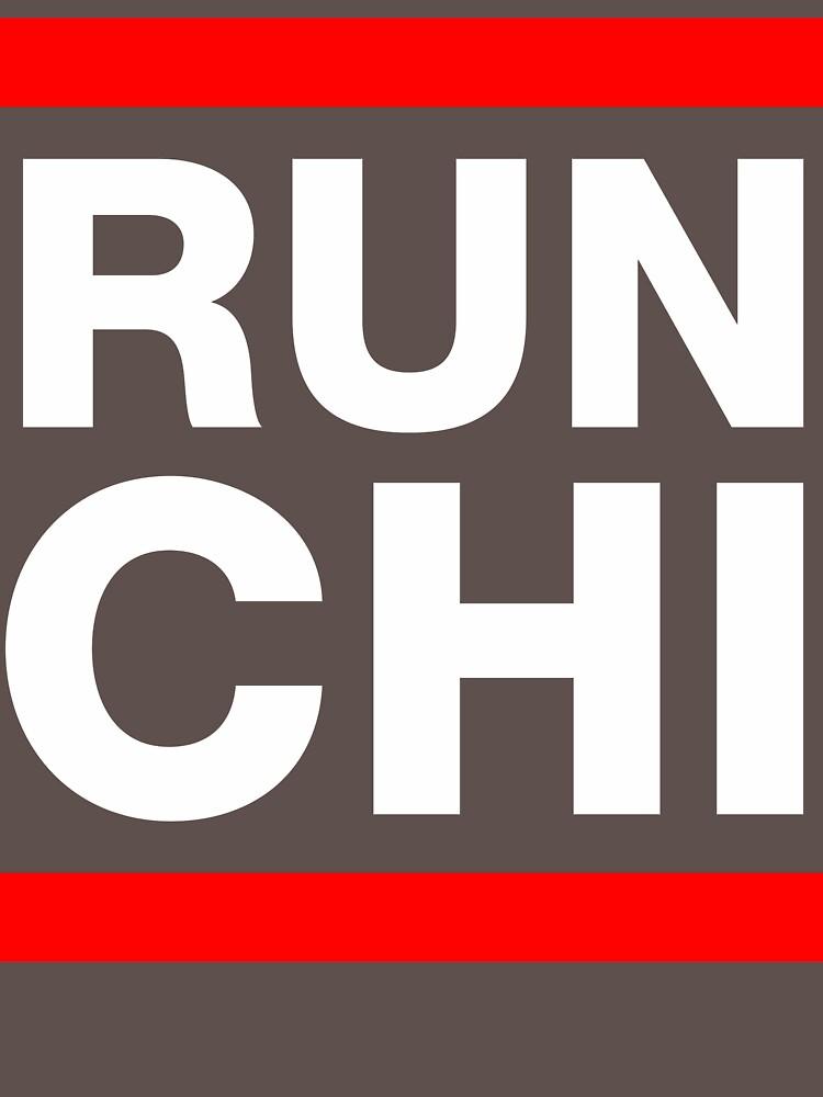 RUN CHI | Unisex T-Shirt