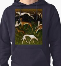 Greyhounds Pullover Hoodie